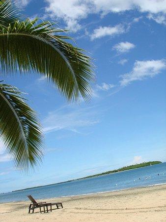 Sofitel Fiji Resort & Spa: Strand7