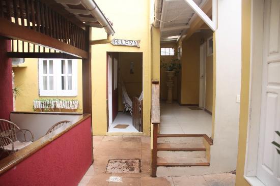 Hotel Pousada Ilha da Saudade: Acceso a la habitacion