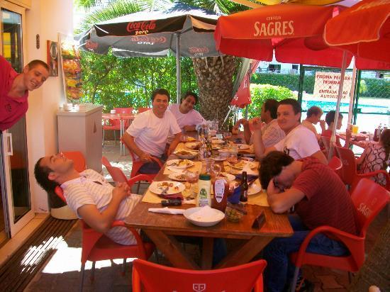 Mar's Bar : The butchers