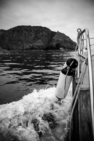 Sliabh Liag Boat Tours: Auf dem Weg zu Slieve League