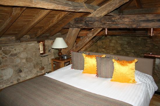 Domaine des Etangs : première chambre