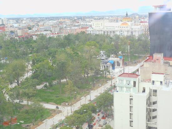Hilton Mexico City Reforma : Reforma y Belals Artes