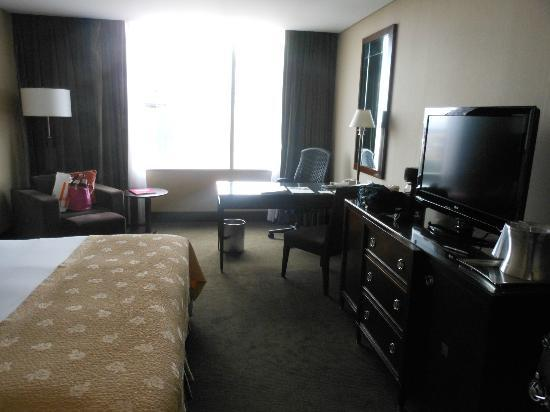 Hilton Mexico City Reforma: Habitacion 2
