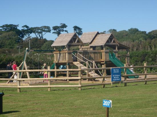 Pentire Haven Holiday Park: great for kids