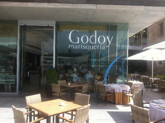Marisquería Godoy: Exterior of Godoy Marisqueria