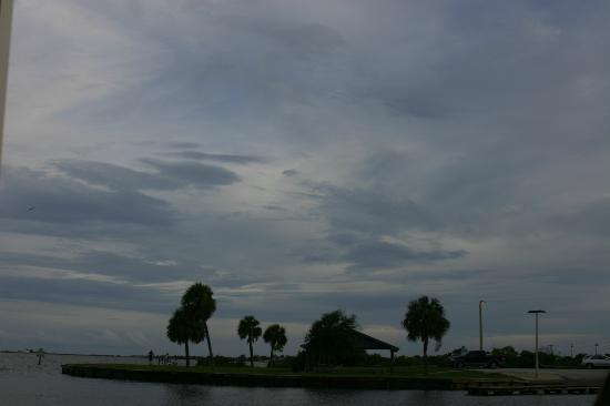 Space Coast River Tours: Space Coast River Tour - night sky view