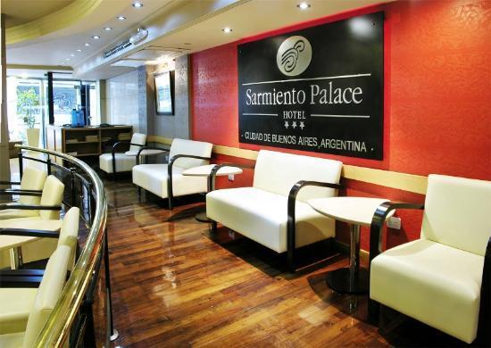 Sarmiento Palace Hotel: Lobby
