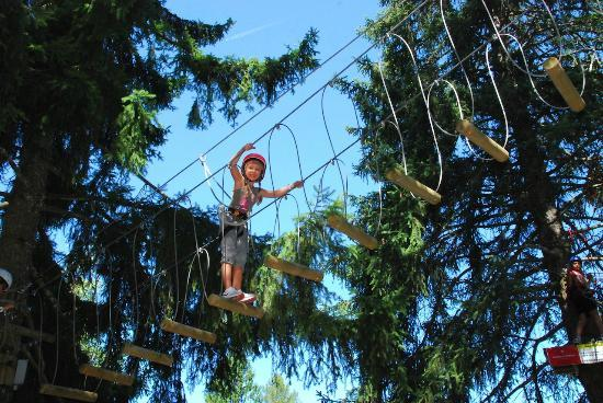 Sores Park: Tarzanina