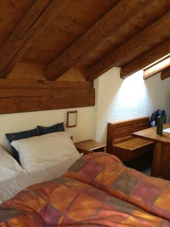Monterosa Residence: Camera estremamente spaziosa