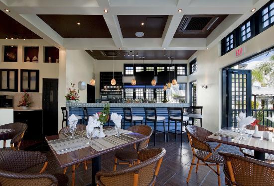 O Restaurant Interior