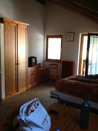 Monterosa Residence: camera interno