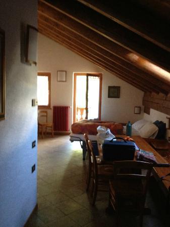 Monterosa Residence: interno camera
