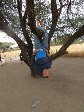 Manyara Ranch Conservancy: Kids loved hanging out