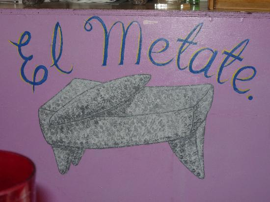 El Metate Tamale Factory : Decor