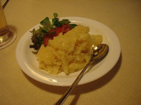Hotel Krone: Kartoffelsalat