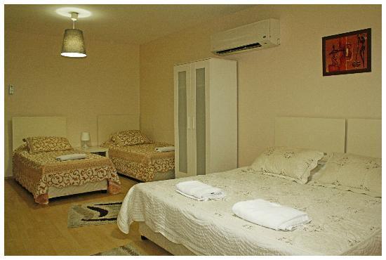 "Galata Life Istanbul: .Family Rooms ""Topkapi"" or ""Ayasofya"""