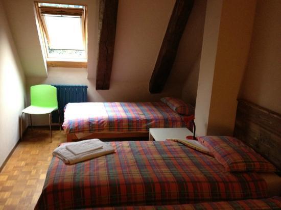 Balma Meris Locanda Alpina: Camera da letto