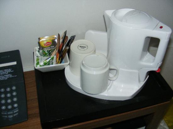 Scandic Stora Hotellet: Thés, cafés à disposition dans la chambre