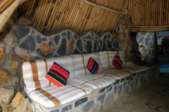 Kuriftu Resort and Spa Bahirdar: Ресепшен