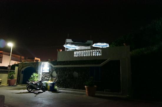 La Rotonda Sul Mare: наш балкон