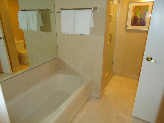 Scottsdale Marriott Suites Old Town: Bagno