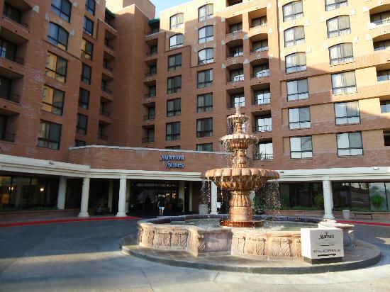 Scottsdale Marriott Suites Old Town : Vista hotel esterna