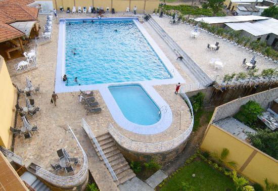 Star Hotel : adults and kids pools