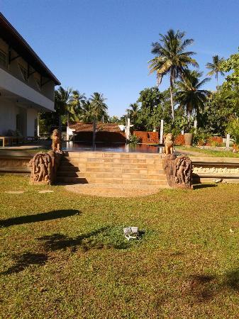 Siyanco Holiday Resort: Pool Entrance