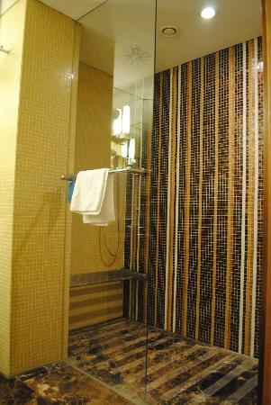 Radisson Blu Style Hotel, Vienna: Shower