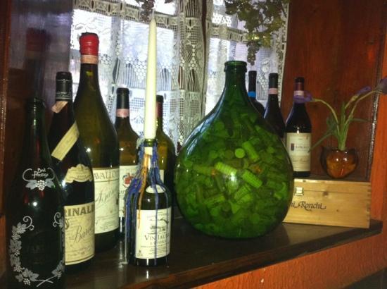 Er Boteghin: qualche bottiglia stappata
