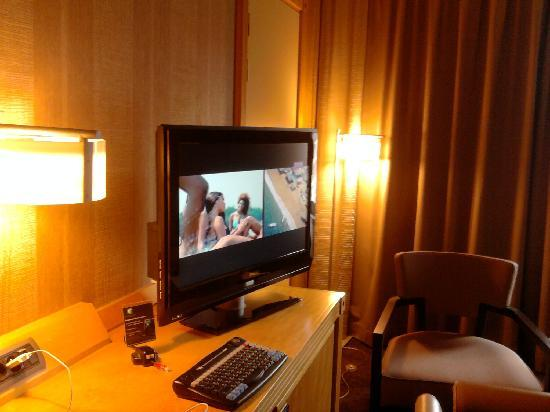 Holiday Inn Hasselt: tv