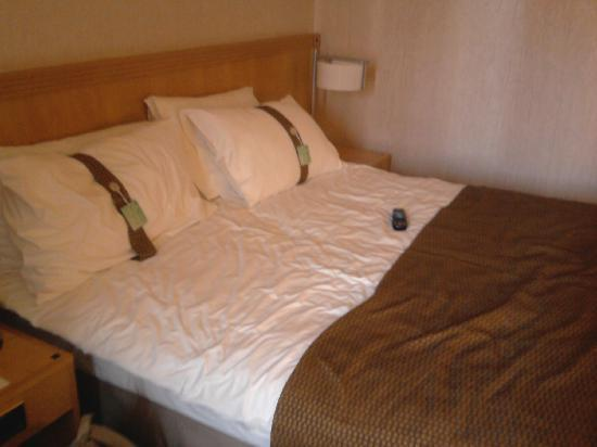 Holiday Inn Hasselt: bed