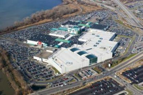 Syracuse, État de New York : Destiny USA Aerial