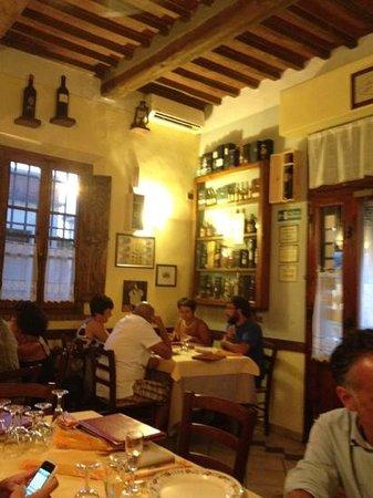 La Taverna dell'Ozio: tipica accoglienza Toscana e buona cucina