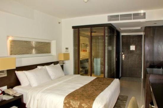 Hotel Jen Male: Zimmer