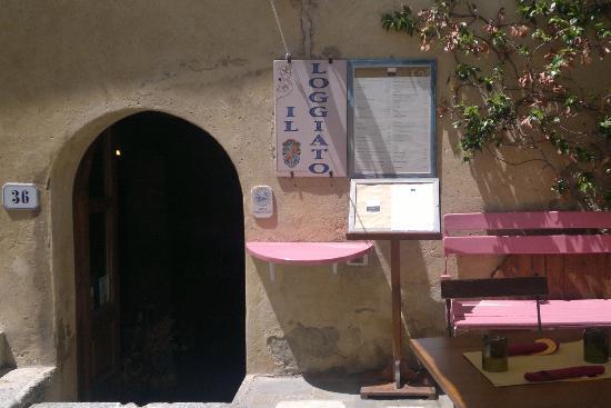 Il loggiato bagno vignoni restaurantanmeldelser - Il loggiato bagno vignoni ...
