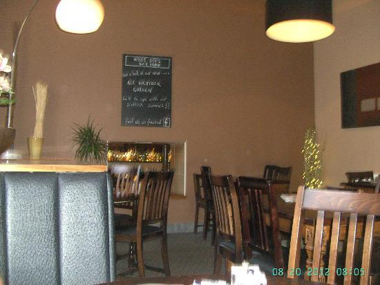 West Port Bar & Kitchen: One of the bar/dining rooms