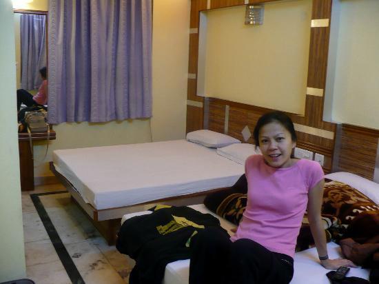 Hotel Rak International: La nostra camera da letto