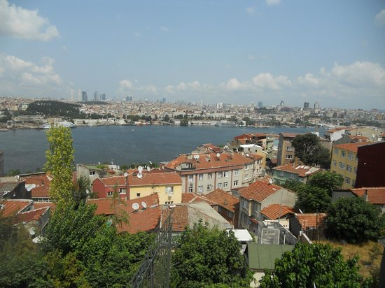 Yavuz Sultan Selim Mosque: Panorama Goldenes Horn