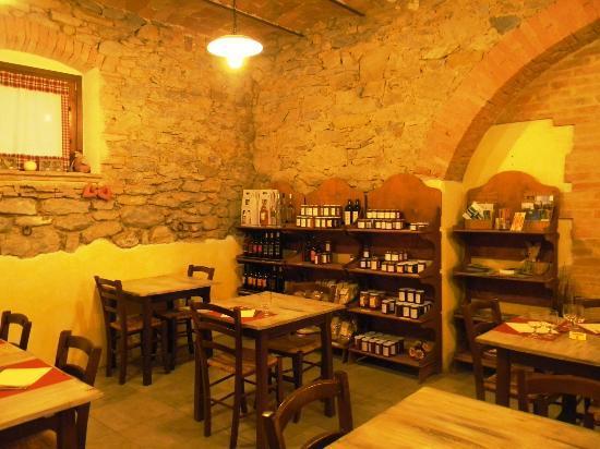 La Casa di Campagna: Restaurant