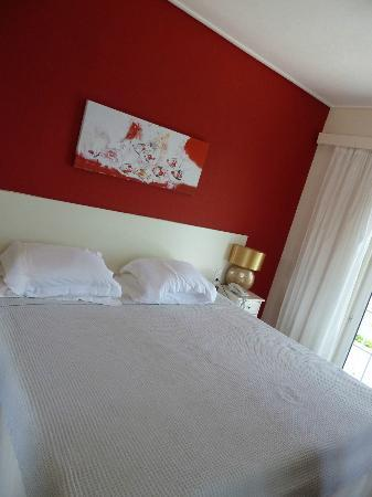 Kivo Art & Gourmet Hotel: honey moon room