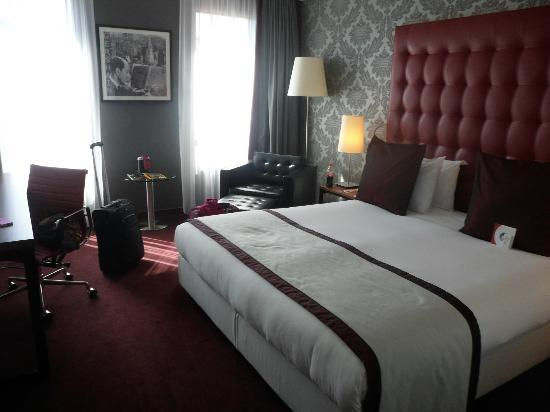 Crowne Plaza Amsterdam South: Very spacious!