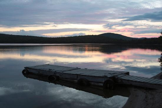Katahdin Lake Wilderness Camps : Katahdin lake