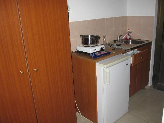 Hotel Maran: cucina