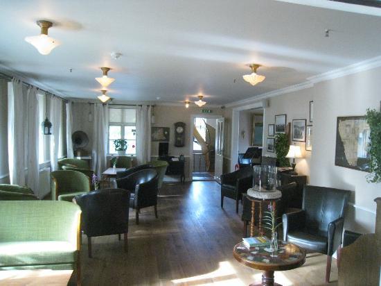 Guesthouse Egilsstadir: Sala di lettura