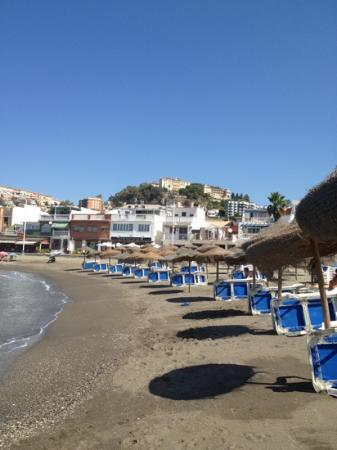 Hotel Domus: the beach 5mins from hotel