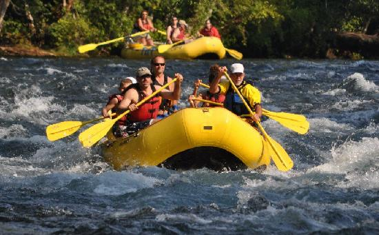 TnT Whitewater Rafting