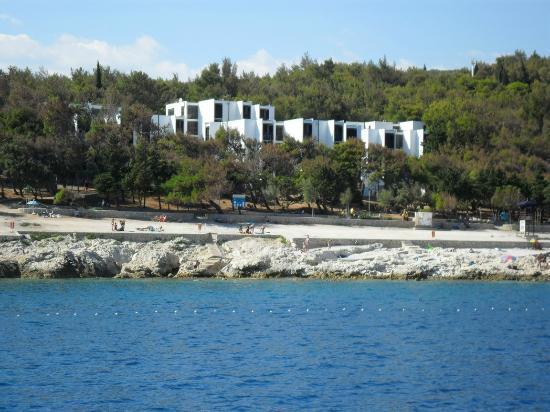 Girandella Tourist Village: appartamenti lanterna visti dal mare