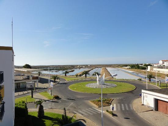 Vila Gale Tavira: From the hotel balcony