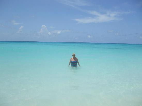 Maxwell Beach Villas : aqua sea